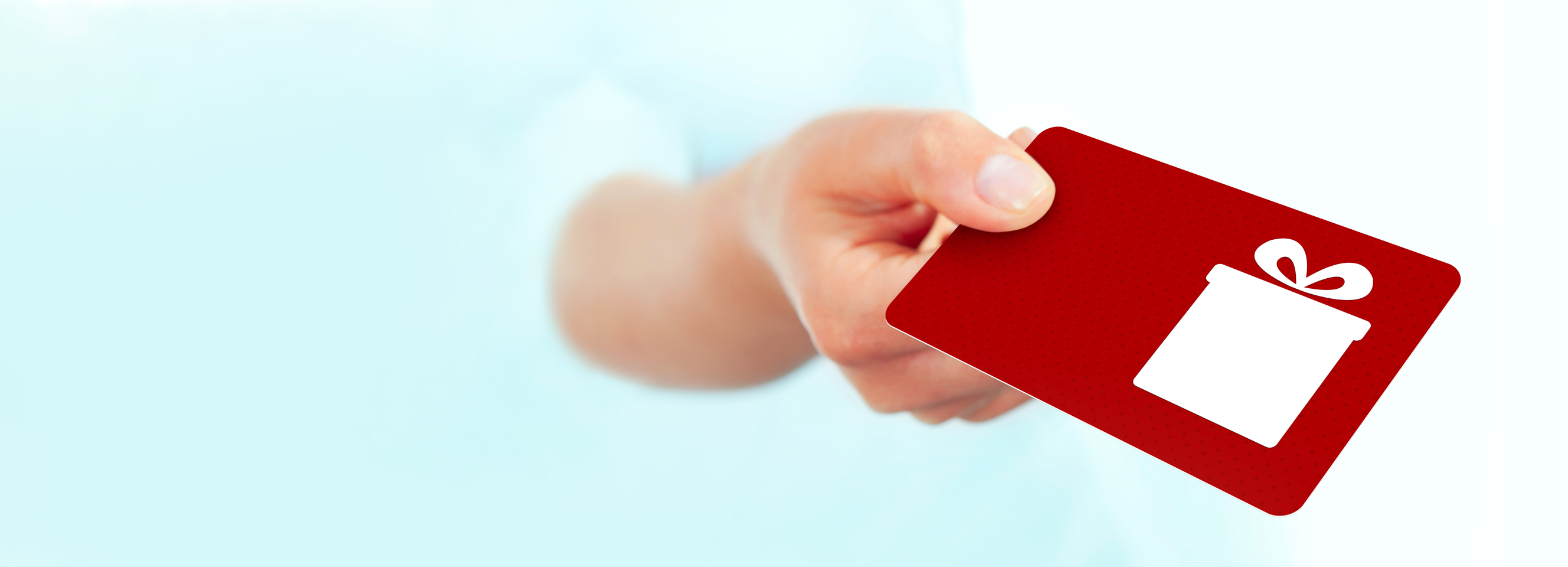 Vouchers and gift cards