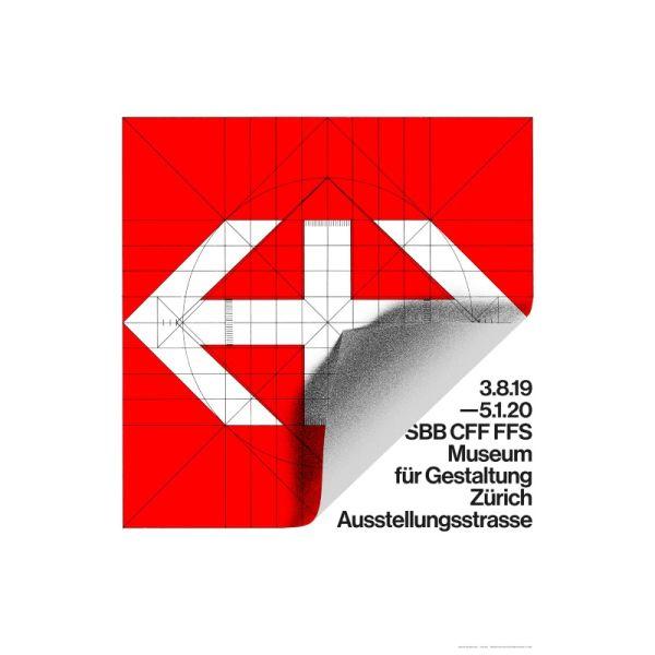 Plakat SBB CFF FFS