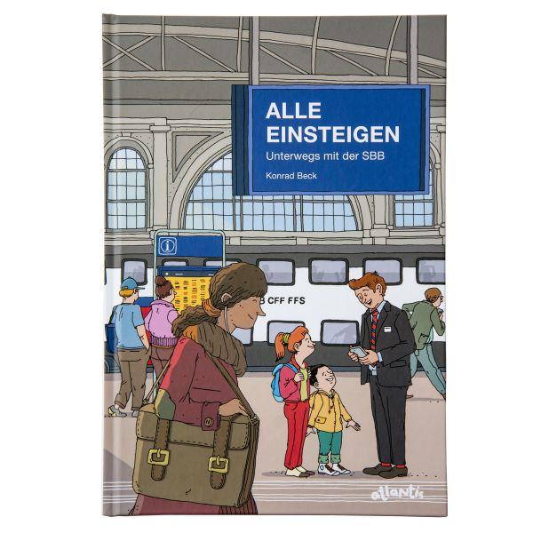 SBB Kinderbuch (Wimmelbuch)