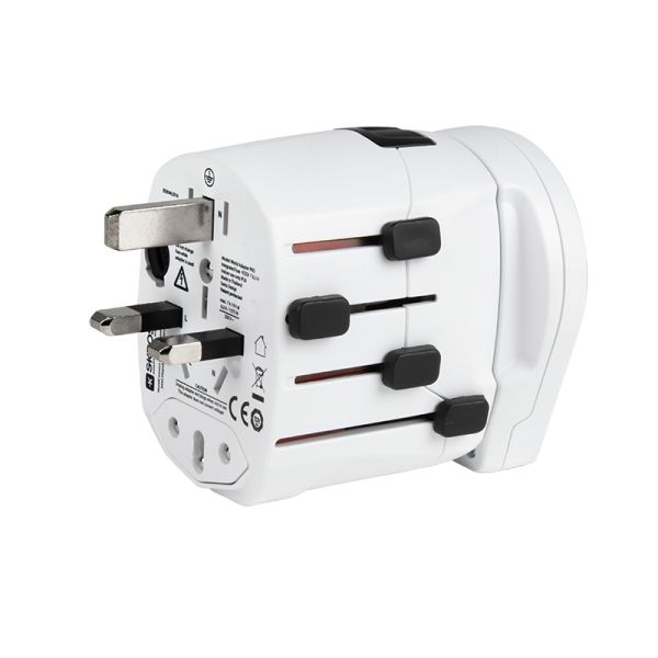 World Adapter PRO World & USB