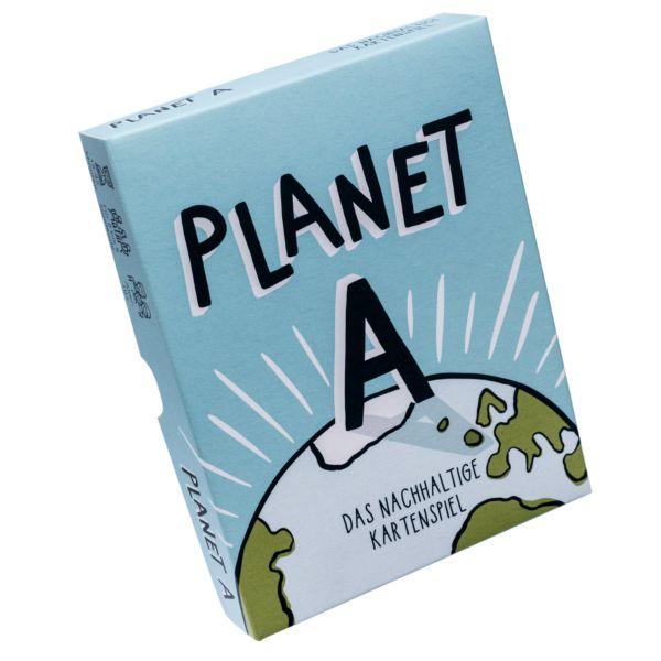 Planet A - Le jeu de cartes écologique