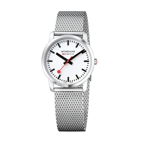 Mondaine SBB Armbanduhr Simply Elegant 36 mm