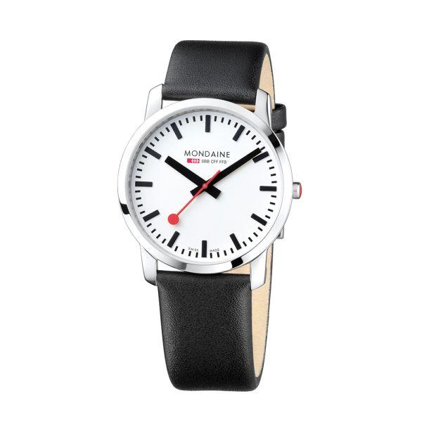 Mondaine SBB Armbanduhr Simply Elegant 41 mm