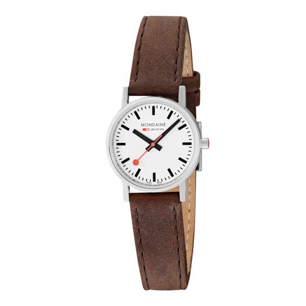 Mondaine SBB Armbanduhr Classic 30 mm