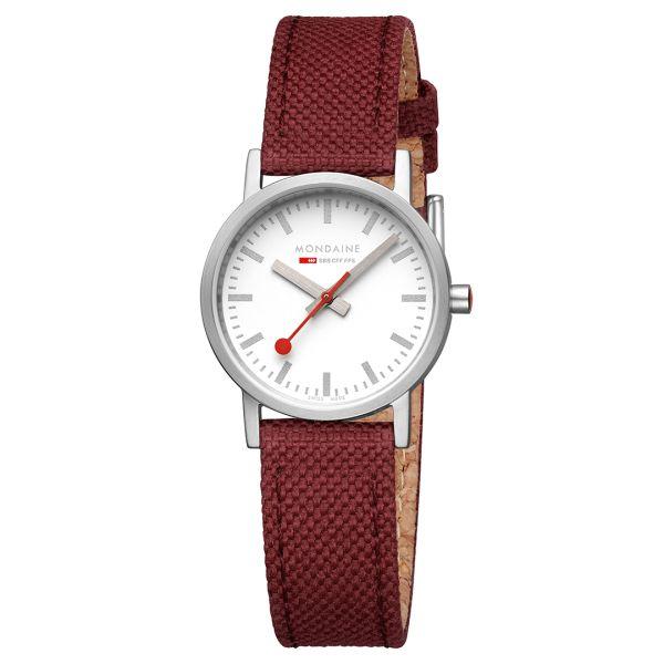 Mondaine SBB wristwatch Classic 30 mm