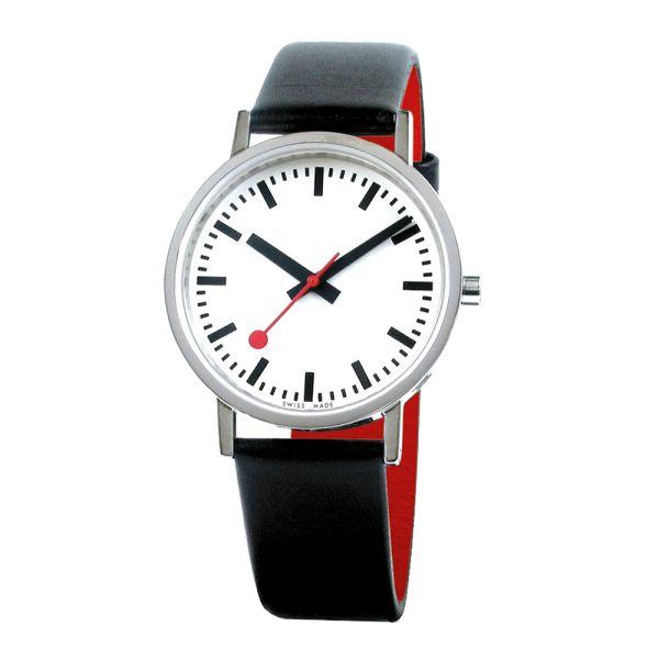 Mondaine SBB Armbanduhr Classic Pure 36 mm