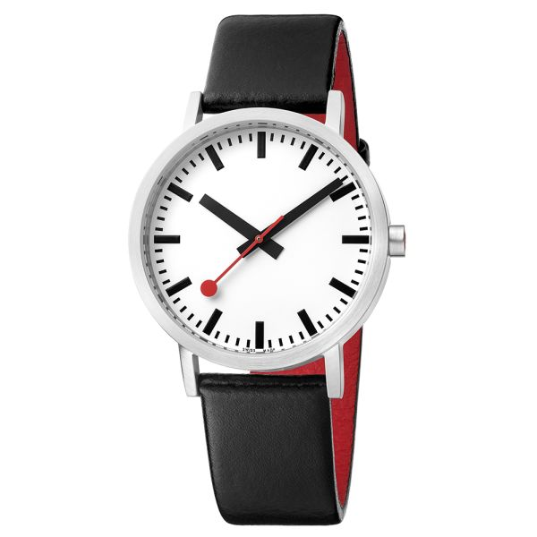 Mondaine SBB Armbanduhr Classic Pure 40 mm