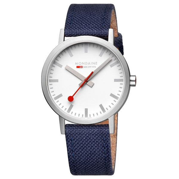 Mondaine FFS orologio da polso Classic 40 mm