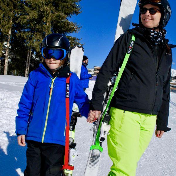 Ski-Tragegurt Eazystrap Kids