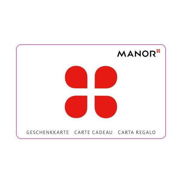 Manor Gutschein