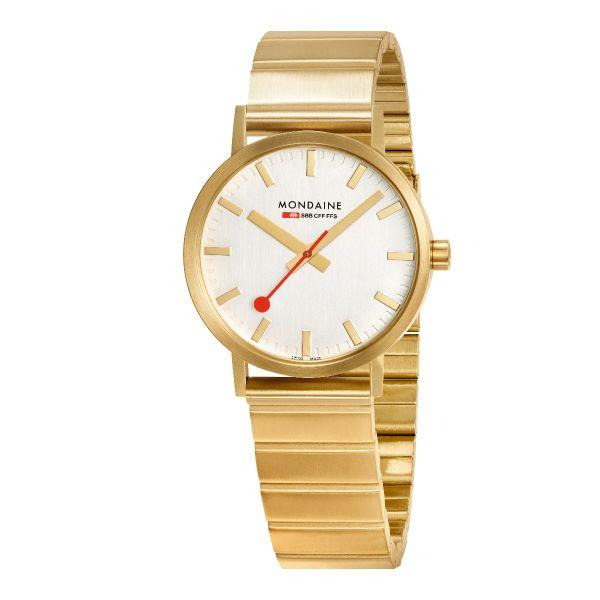 Mondaine SBB Armbanduhr Classic 36 mm