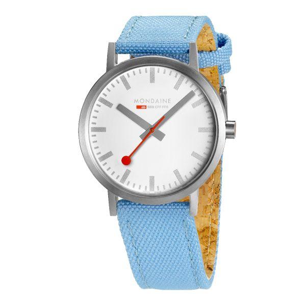Mondaine SBB Armbanduhr Classic 40 mm