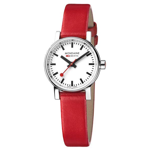 Mondaine SBB Armbanduhr evo2 26 mm
