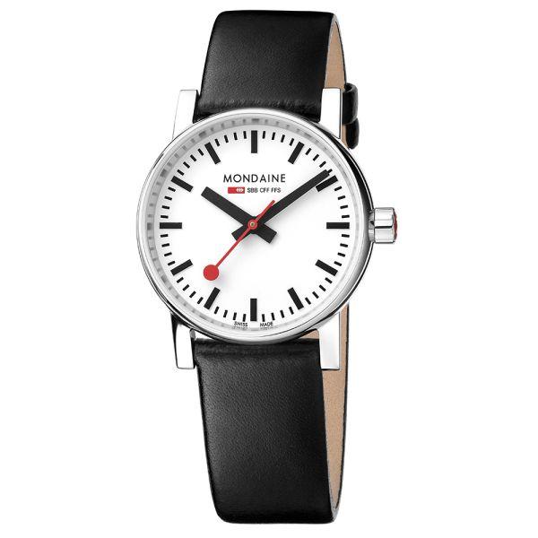 Mondaine SBB Armbanduhr evo2 30 mm