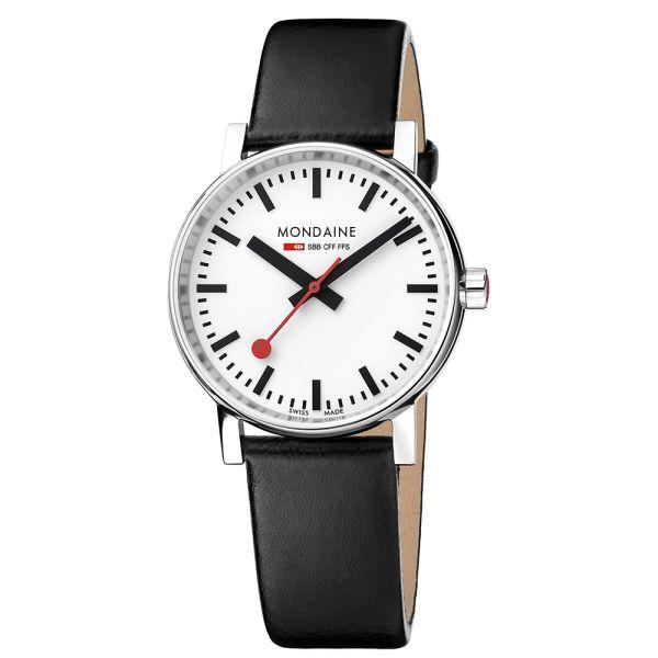 Mondaine SBB Armbanduhr evo2 35 mm