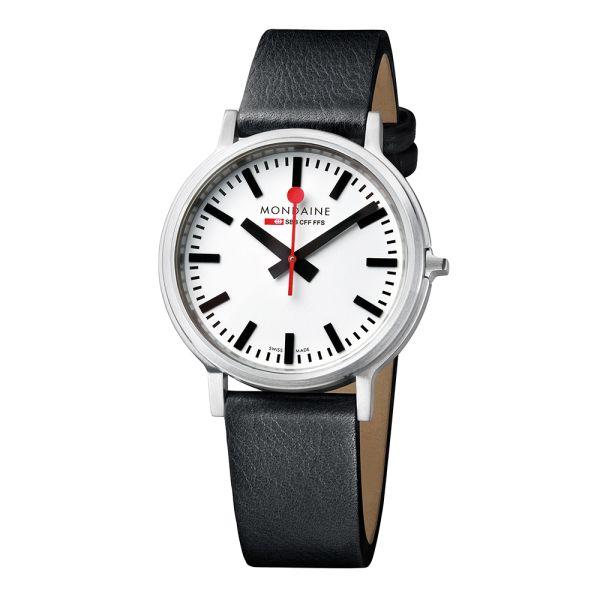 Mondaine SBB Armbanduhr stop2go 41 mm