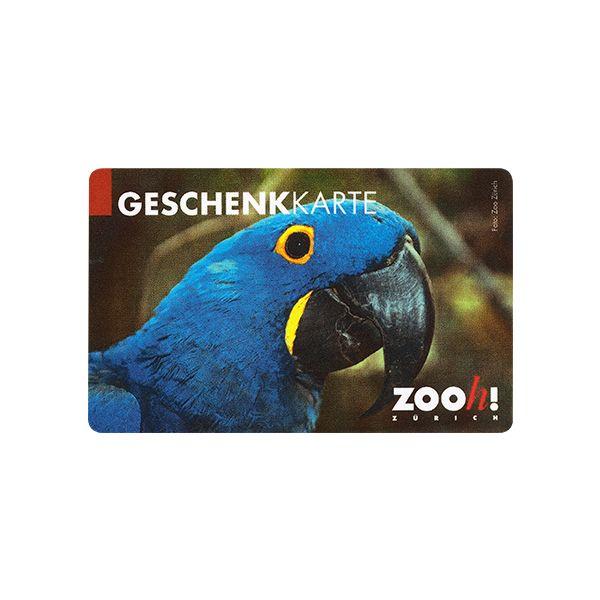 Zoo Zürich Gutschein