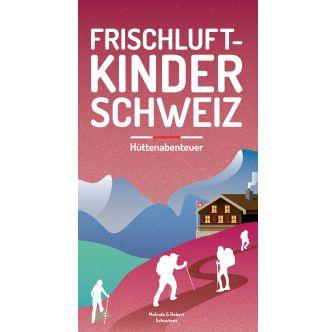 livre «Rando Kids Suisse 2»