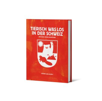Buch Tierisch was los