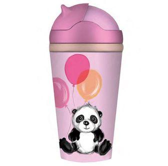 Gobelet pour enfants « Panda Queeny »
