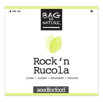 Micro ortaggi «Rock'n Rucola»
