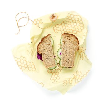 Panno salvafreschezza, Sandwich - Bee's Wraps