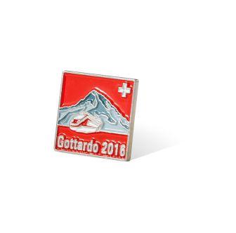 """Gottardo 2016"" Pin"