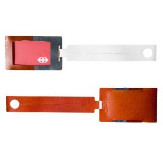 Étiquettes de bagage Anytravel - Set de 4 pièces