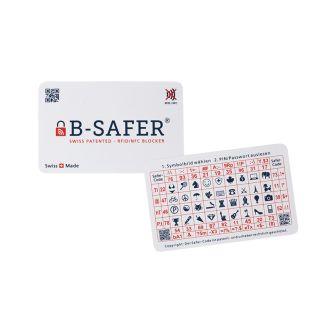 Protège-carte B-Safer®