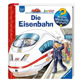 Buch Die Eisenbahn