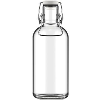 Borraccia in vetro 1.0 L