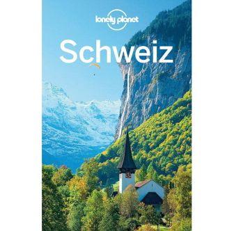 Buch Lonely Planet Schweiz