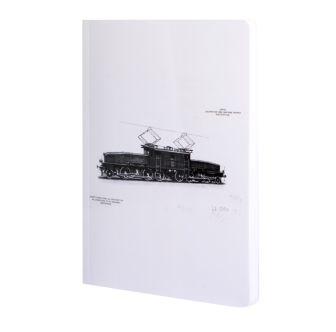 """Carnet """"Locomotive Ce 6/8 II"""""""