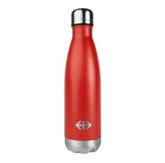 """Insulating bottle stainless steel 5 dl """"red"""""""