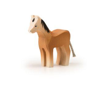 "Trauffer Holzfigur ""Pferd stehend gross"""