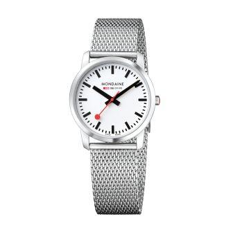 Mondaine CFF montre-bracelet Simply Elegant 36 mm
