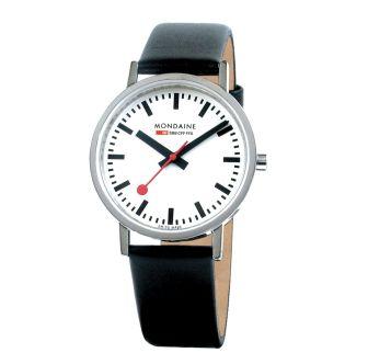 Mondaine CFF montre-bracelet Classic 36 mm poli