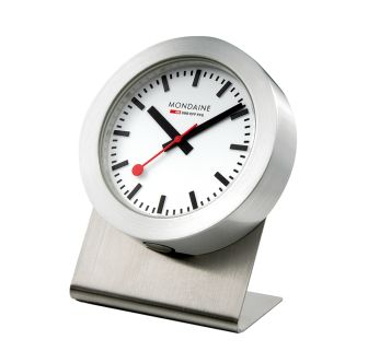 Mondaine SBB Magnet Clock 50 mm