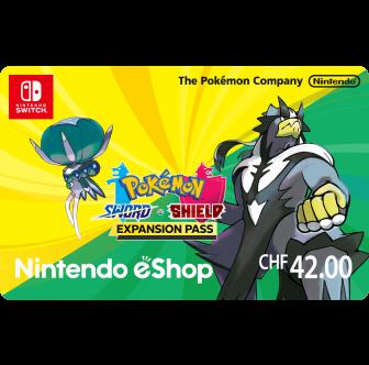 Nintendo Pokemon Gutschein