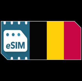 eSIM BelgienDatenpaket