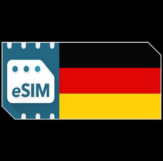 Pack de données eSIM Allemagne