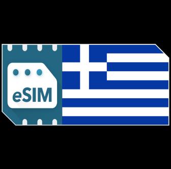 eSIM GriechenlandDatenpaket
