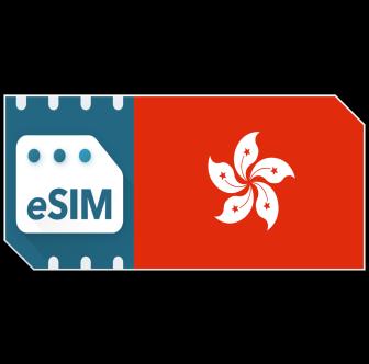 eSIM Hong KongDatenpaket