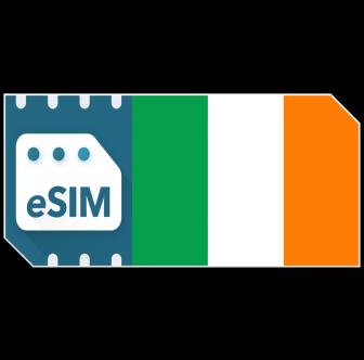 eSIM IrlandDatenpaket
