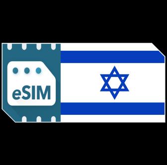 eSIM IsraelDatenpaket