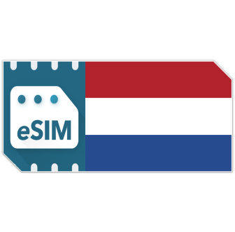 eSIM NiederlandeDatenpaket