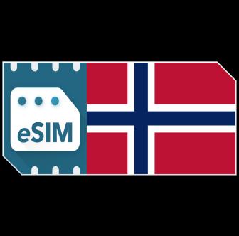 eSIM NorwegenDatenpaket