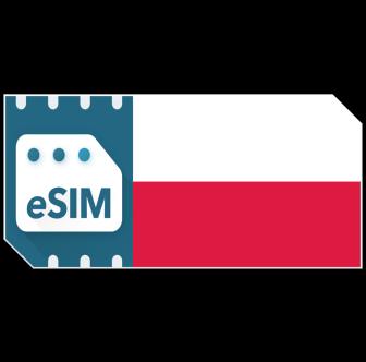 eSIM Polen Datenpaket