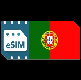 eSIM PortugalDatenpaket
