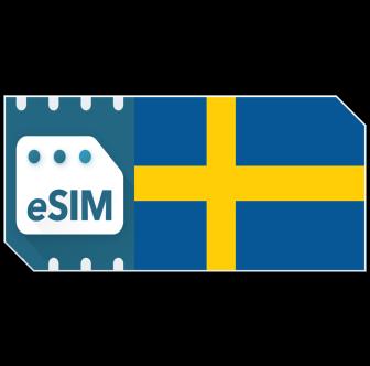 eSIM SchwedenDatenpaket